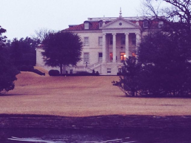 The third most expensive house in Dallas owned by Lyn and John Muse.