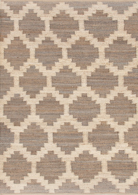 Jaipur Rug in Feza Brown and Beige from Wayfair *prices vary. A rug is the easiest way to add a little touch of Moroccan inspiration without going overboard. Love this color combo.