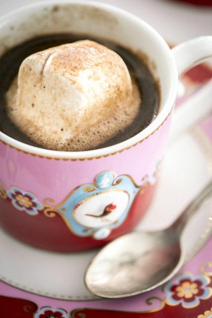 YUM. Nothing better than a hot cup of cocoa on a snowy day. Try this crockpot recipe for the easiest recipe around.