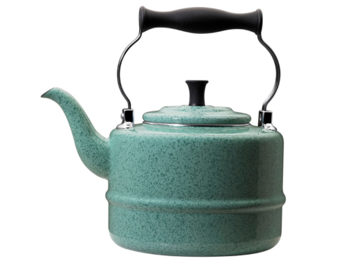 for the tea lovers this Paula Dean 2Q Tea Kettle is perfect at $54.99!