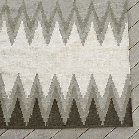SAVE: yes this really should be a splurge but its SUCH a good deal I couldn't do it! This is the Izmir Outdoor Rug at West Elm on sale for $149.97! (originally $299)