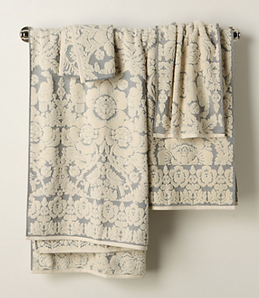 Perpetual Blooms Towel from Anthropologie from $8-$36.