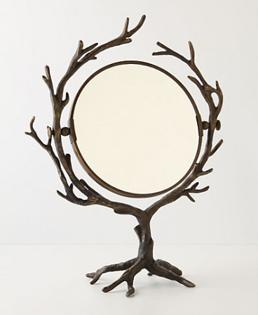 Who's The Fairest Bathroom Mirror from Anthropologie for $148