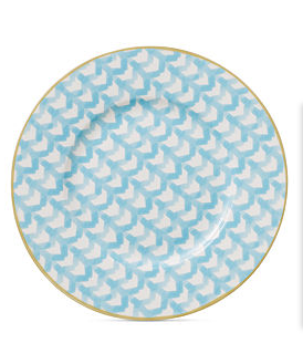 I love this plate from Villeroy & Boch Dinnerware, Lina Collection at Macy's on sale right now for $13.95