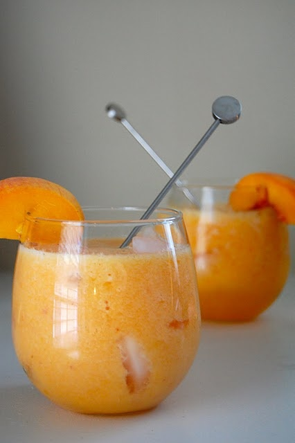 PEACH LEMONADE COOLER