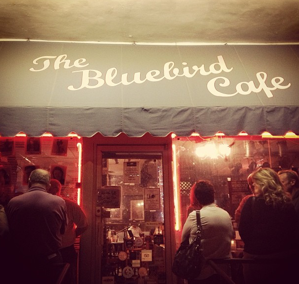 That night we stayed in Nashville, Tennessee and had an AMAZING time at The Bluebird Cafe!