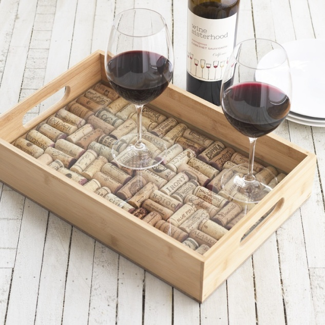 Perfect for a romantic wine date for two! LOVE!