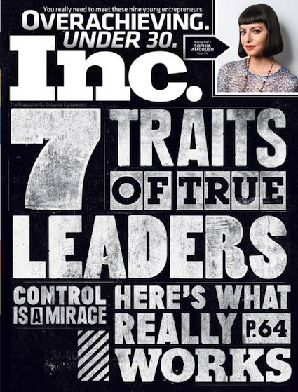 My new obsession... Inc. Magazine. I have read some really great issues. I always love a good People magazine but this one did have some great tips, tricks, and business info in it!
