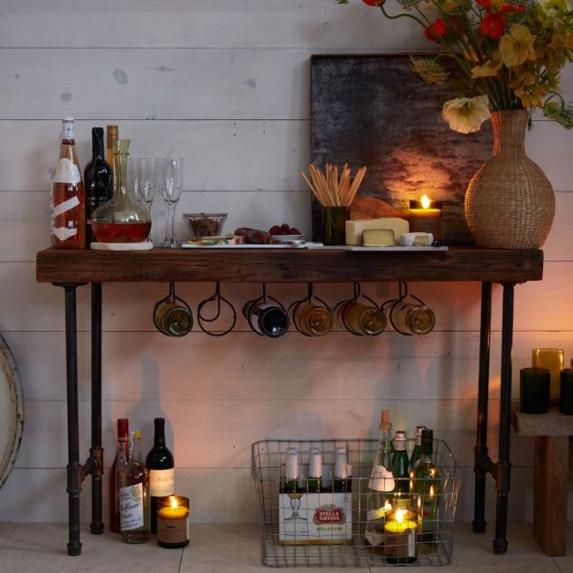 Wine Console from West Elm for $499