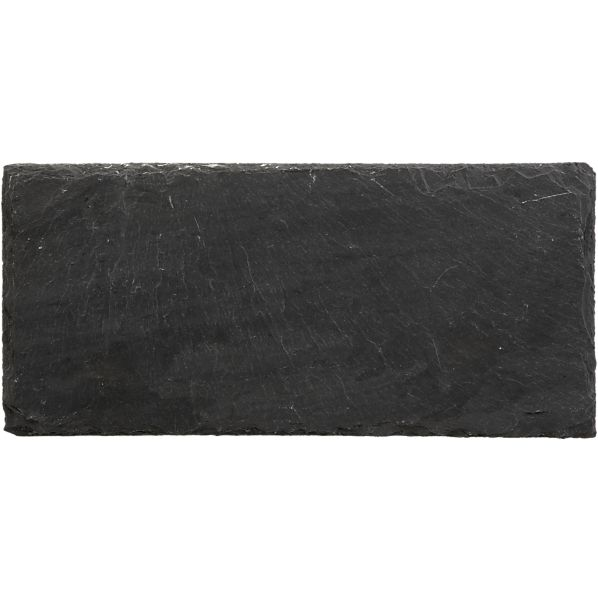 This is the Small Rectangle Slate Board from Crate & Barrel! This is the one that I have but they have all different sizes! This one is only $9.95