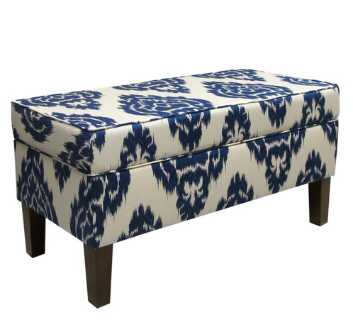 A great little bench from Wayfair.com from Skyline Furniture. Retails for around $220!