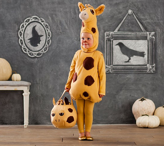 For all those with kids here is the most ADORABLE Halloween Costume from Pottery Barn Kids for only $22.50 (originally $59!!)
