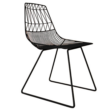 If you're looking for a different design, check out this AMAZING Bend Lucy Chair from SmartFurniture.com. It comes it a variety of colors for $450 each