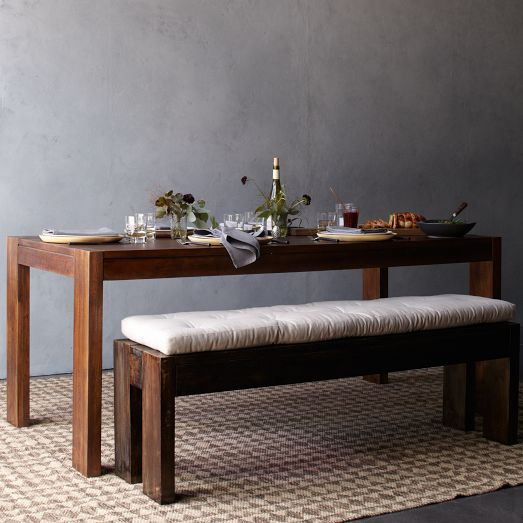 This is the Boerum Dining Table from West Elm for only $599