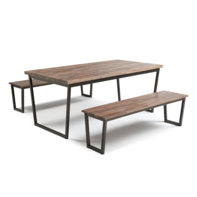 This is the Sunpan Modern Porto 3 Piece dining set from Wayfair.com for $2,685