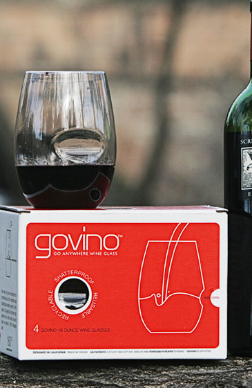 If you're worried about breaking wine glasses or what to enjoy a glass at a picnic or patio check out GoVino wine glasses! Perfect, shatterproof, and durable glasses that are quality!