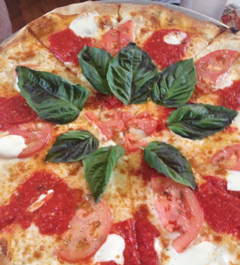 Their original pizza is The Margherita. One of the best I have ever had!