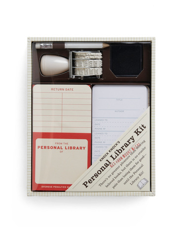 The Check Me Out Library Kit from Mod Cloth! All your dreams can come true for only $14.99