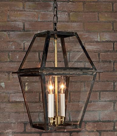 Richmond Hanging Lantern from ShadesofLight.com