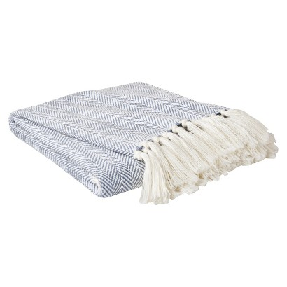 A great herringbone throw for the end of the bed bench! This is the THRESHOLD HERRINGBONE THROW from Target only $17.99 and it comes in two more amazing colors!