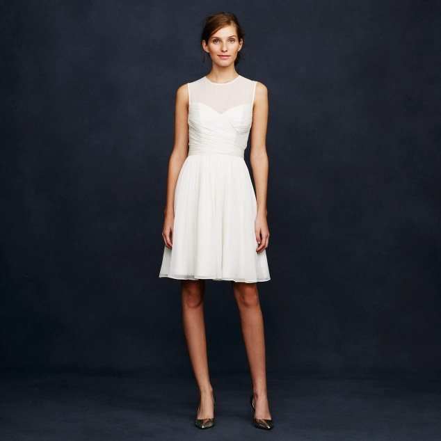 The IVORY CLARA dress from J.Crew for $295