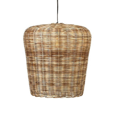 WICKER BASKET PENDANT LIGHT for $149.99 from Dot & Bo