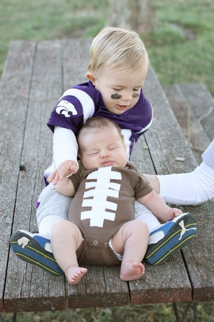 Adorable brother costume!