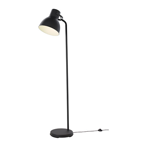 Last but certainly not least, the HEKTAR lamp from IKEA for $69.99