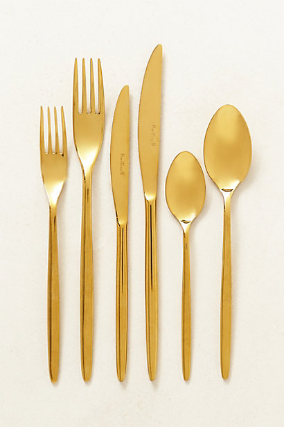 Doma Flatware (set of 6 pieces) from Anthropologie for $98